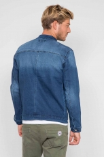 MEN SOHO JEAN STRETCH JACKET
