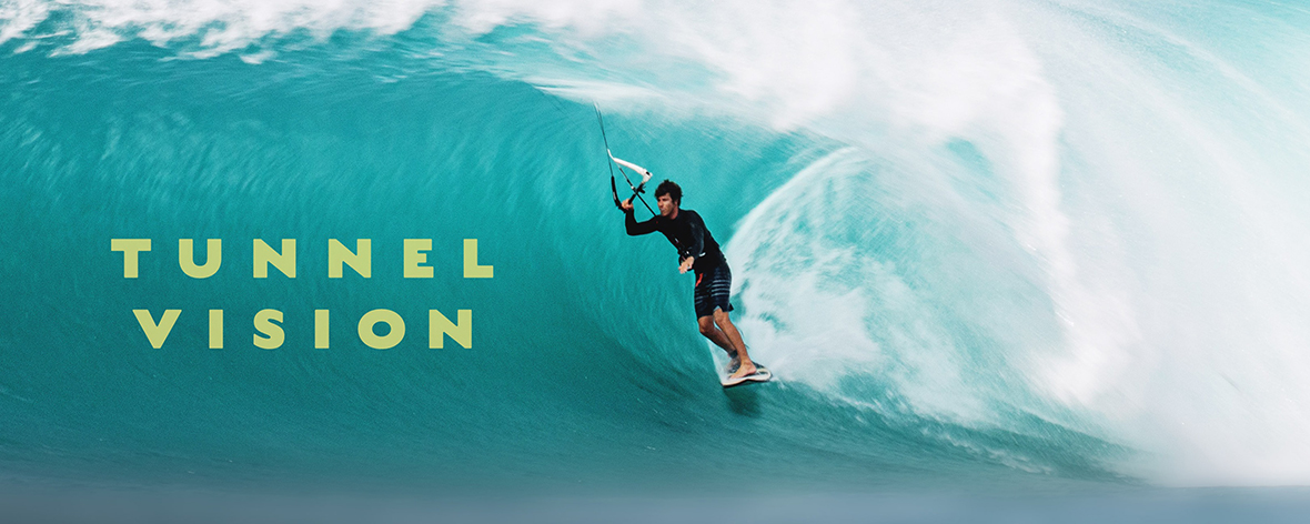 Tunnel Vision, the new Cabrinha Films Production is now ONLINE. Watch now!