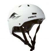 Hyperlite Step Up Wakeboard Helmet White