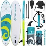 "Spinera Classic 9'10"" Inflatable SUP Pack 3"