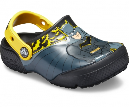 CROCS FL ICONIC BATMAN CLOG KIDS