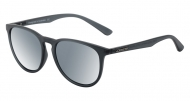 DD Void-Crystal Satin Black- Grey|Silver Mirror Polarised