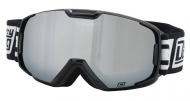 DD Goggle Velocity Junior-Black-Grey|Silver Mirror