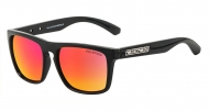Очила Monza - Black-Grey|Red Fusion Mirror Polarised